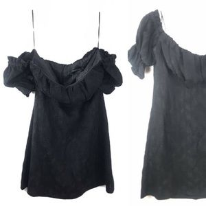New Urban Outfitters Milkmaid peasant dress M